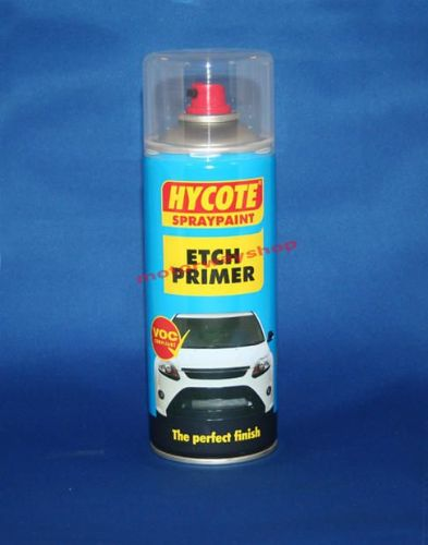 Etch Primer Spray Paint Hycote 400ml For Bare Metal